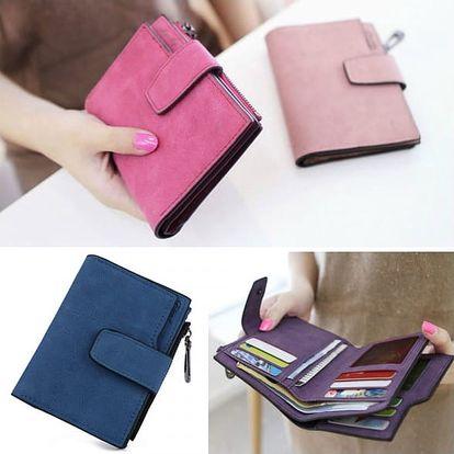 Menší dámská peněženka Simone