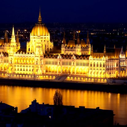 Vzhůru do Budapešti: Ubytování a snídaně pro dva