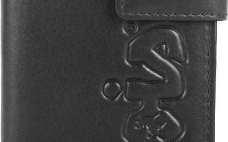 Pánská kožená peněženka LOIS no. 308, černá