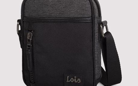 Pánská taška přes rameno LOIS no. 819, černá