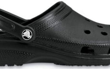 Crocs Classic Black, dostupné velikosti 45-47