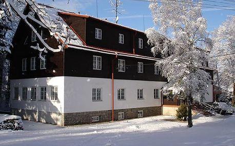 Zimní dovolená v Mountain resortu Morávka