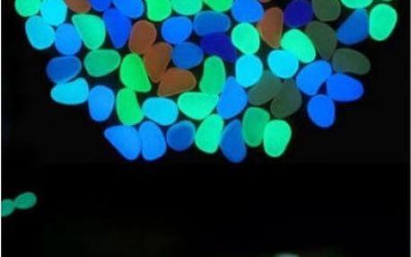 Svítící oblázky Microstar