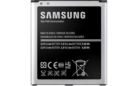 Baterie Samsung pro Galaxy S4 s NFC, Li-Ion 2600mAh (EB-B600BEBE) (EB-B600BEBECWW) černá