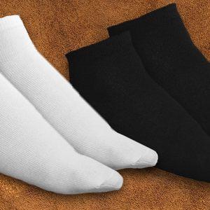 16 párů bambusových ponožek