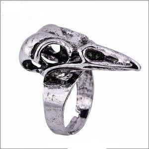 Prsten s lebkou vrány