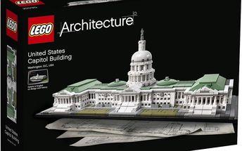 LEGO Architecture 21030 Kapitol Spojených států amerických