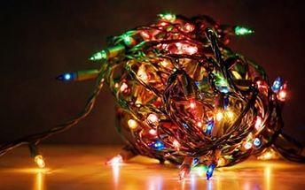 Vánoční LED osvětlení