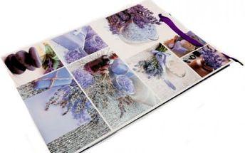 Dárková taška Lavender 26x32x10.5cm