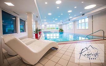 Nový hotel Končistá **** ve Vysokých Tatrách s wellness pobytem pro páry nebo dvojice