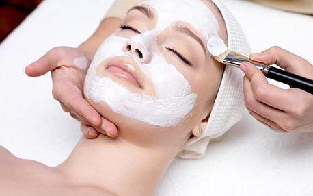 Kosmetický balíček: čištění ultrazvukem, celkové kosmetické ošetření nebo peeling a maska
