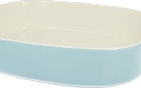 Porcelánová zapékací mísa Duo Gift Pot Blue, 35.5 cm
