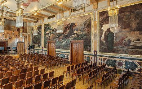 Sváteční vánoční galakoncert v Grégrově sálu