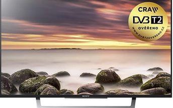 Televize Sony KDL32WD759BAEP černá