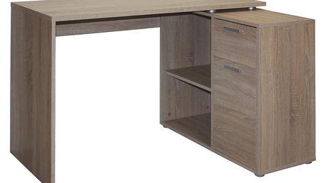 Psací stůl lucas *cenový trhák*, 117/71/75 cm