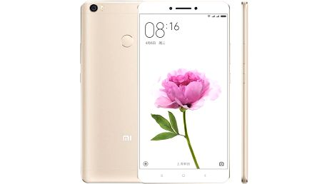 Xiaomi Mi Max - 64GB, LTE, zlatá - 472425