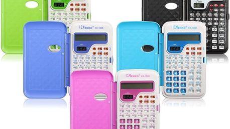 Multifunkční kalkulačka - 5 barev