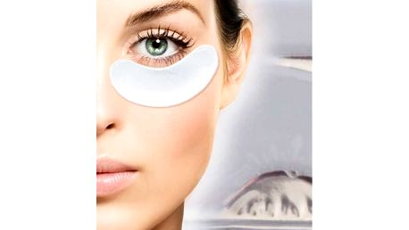 Maska na oči s kolagenem