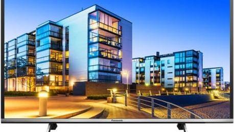 Televize Panasonic TX-40DS500E černá/stříbrná