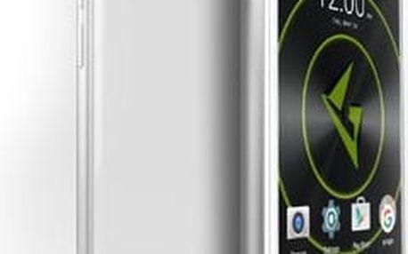 Mobilní telefon Gigabyte GSmart CLASSIC LTE (2Q001-CTE02-F00S) bílý