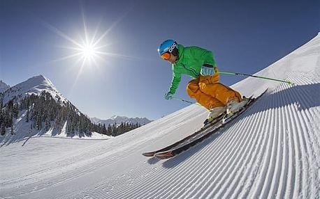 Rakousko, Schladming/Dachstein: jednodenní zájezd na lyžování pro 1 osobu