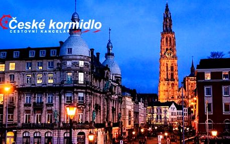 5denní Brusel 16. 11. 2016 | Krásy lucemburského velkovévodství a Belgie 2016
