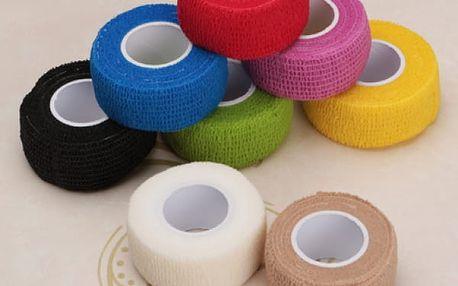 Bandáže z netkané textilie