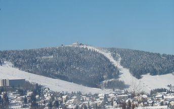 Krušné hory na 3-5 dní až pro 2 osoby + polopenze, sauna a sleva na wellnes a skipas