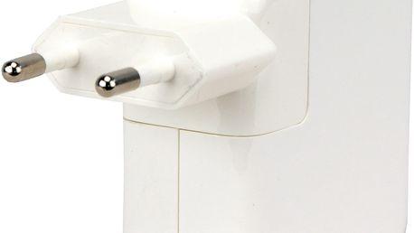 Nabíječka pro mobilní telefony bílá