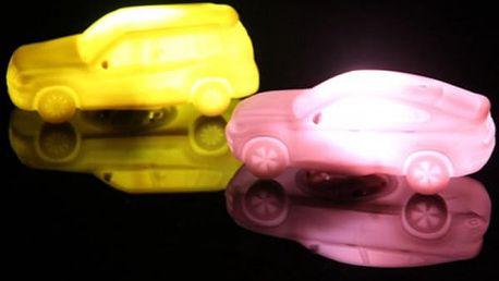 Mini lampička v podobě džípu - dodání do 2 dnů