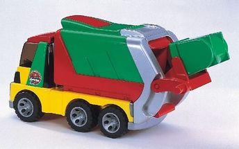 Bruder popelářský vůz Roadmax 20002