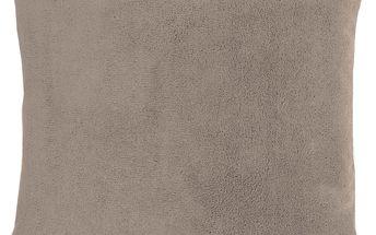 Dekorační polštářek Mistral Home beránek Walnut béžová 40x40 cm