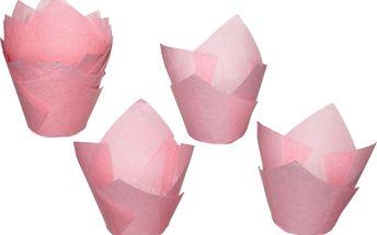 Sada 100 papírových košíčků na muffiny Sweetly Does It