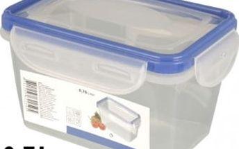 Dóza plastová s klip víčkem 0,7 l ProGarden KO-Y54004020