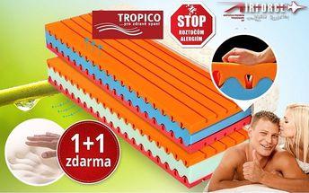 Zdravotní matrace Tropico Airforce Flora