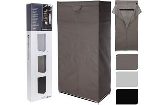 Textilní skládací skříň BASIC