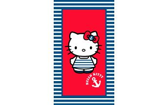 CTI Osuška Hello Kitty Paris, 75 x 150 cm