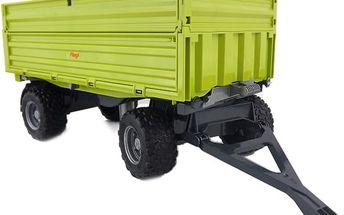 Bruder 2203 Sklápěcí vůz FLIEGL - zelený