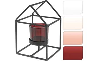 Dekorativní svícen 4 barvy ProGarden KO-ASH301050