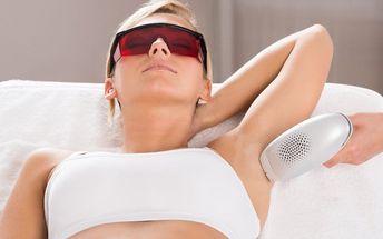 Trvalá laserová epilace partií dle výběru