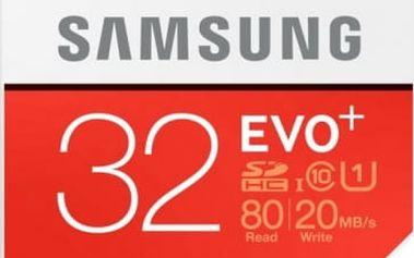 Samsung 32GB UHS-I U1 (80R/20W) (MB-SC32D/EU)