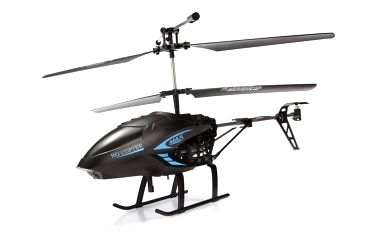 RC Vrtulník Fleg plast 32 cm v krabici