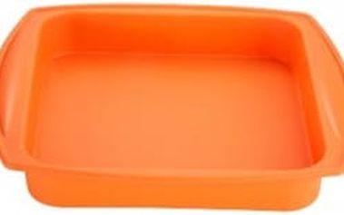 Pekáč silikonový 29,5 x 26 x 5 cm, oranžová RENBERG RB-3668oran