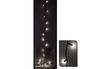 Vánoční světelný řetěz venkovní, 240 LED, bílá barva ProGarden KO-AX8207030