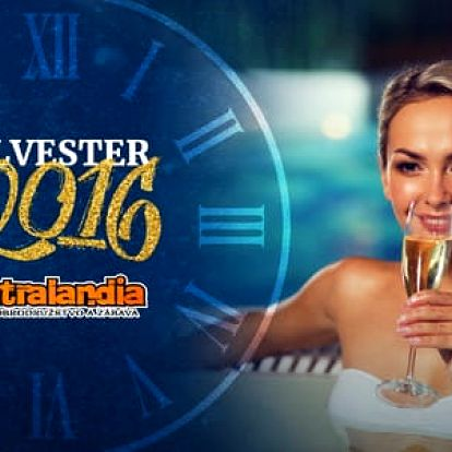 Silvestrovská noc 2016 v Tatralandii + Tropical packet