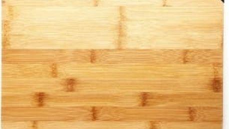 Prkénko krájecí bambusové s brouskem 32 x 23 x 2 cm BERGNER BG-8918-MM