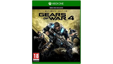 Microsoft Xbox One Gears of War 4 Ultimate Edition (26F-00018)