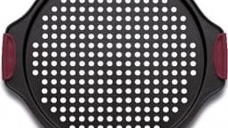 Forma na pizzu se silikonovými rukojeťmi 33 x 28 cm CS SOLINGEN CS-021450