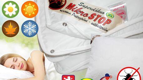 Protiroztočová ložní souprava MicroSTOP 4 roční období