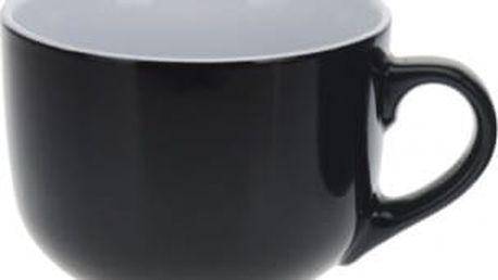 Hrnek 12x8 cm, černý EXCELLENT KO-Q75100390cern